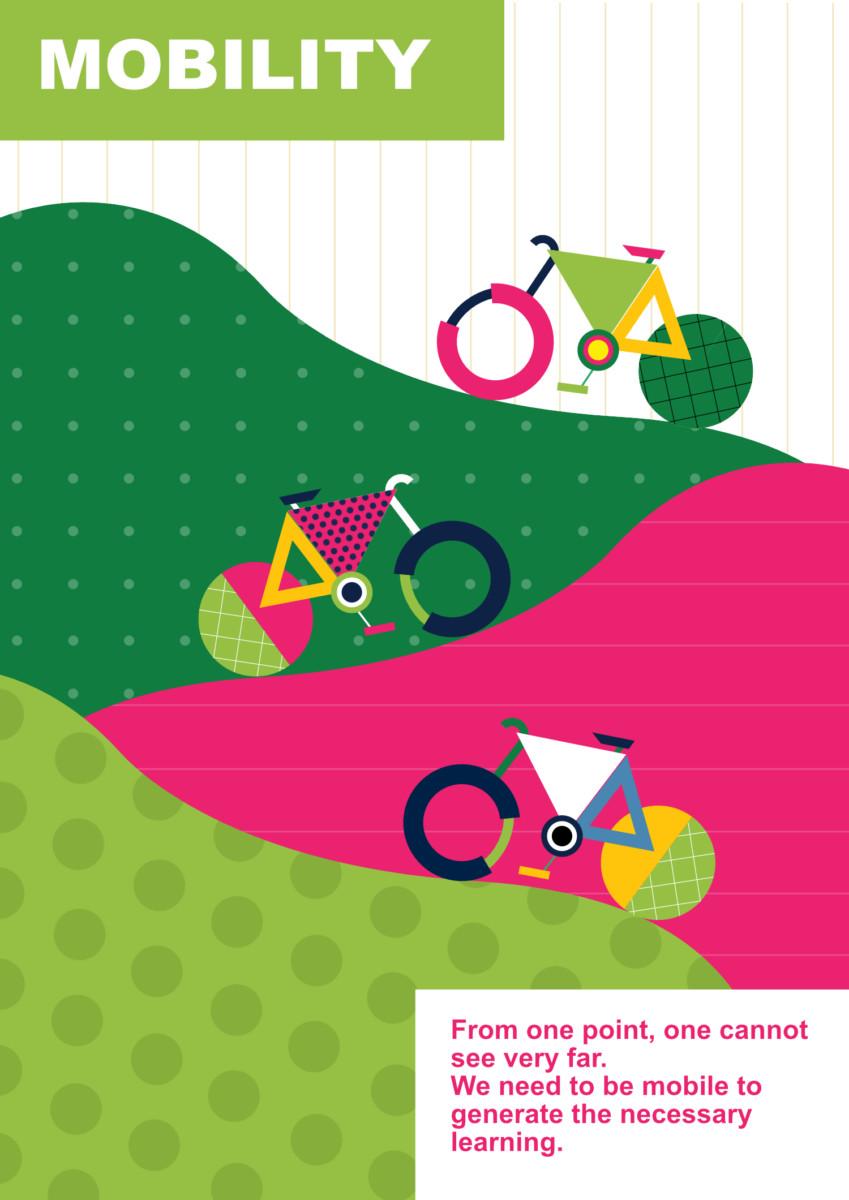 Pedagogy principle: Mobility