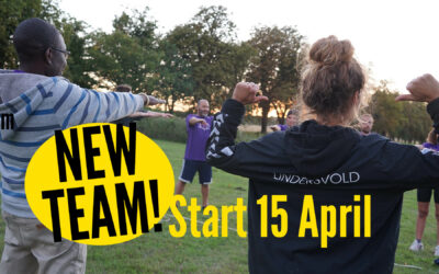 Join the April 2021 Team